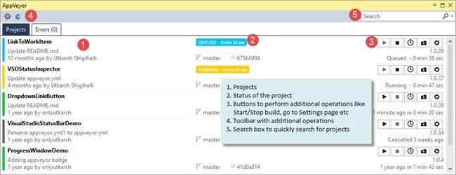 AppVeyor Extension for Visual Studio - Visual Studio Marketplace